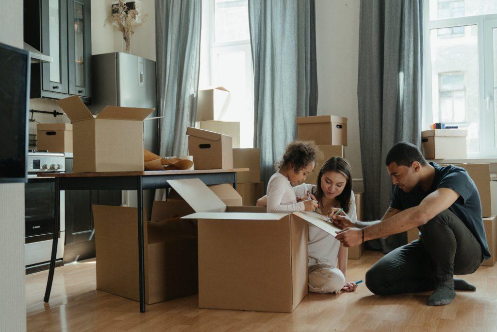 moving house coronavirus